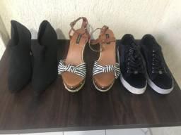 Sandálias da marca lelisblanc