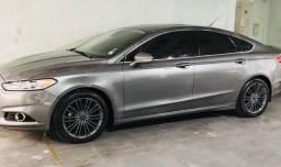 Ford Fusion Titanium Completíssimo - 2014