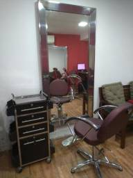 Venda móveis salão