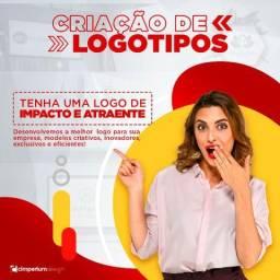 Criação de logotipo, artes gráficas, marketing digital, site, locução