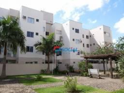 Apartamento para locação, condomínio garden club, apt: 207 bl: 08, porto velho - ro