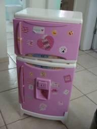 Patinete e geladeira (infantil)