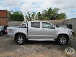 HILUX 2011/2011 3.0 SRV 4X4 CD 16V TURBO INTERCOOLER DIESEL 4P MANUAL - 2011