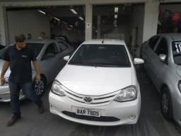 Toyota etios 2017 2.3 x flex