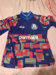 Camiseta Goleiro Palmeiras! Relíquia oficial