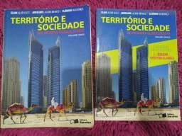 Livro de Geografia - Território e Sociedade