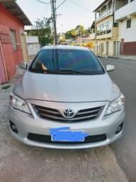 Vendo Corolla 2012 com GNV 40 mil - 2012
