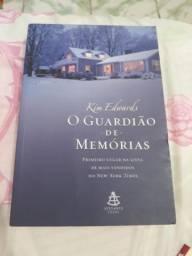 Livro - O guardião de memórias