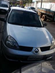 Renault Clio 1.0 16v Authentique Hi-flex - 2006/2007 - 2006