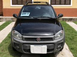 Fiat strada working 1.4 flex /2015 cabine estendida - 2015