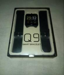 Relógio Smartwatch Q9 Novo Importado