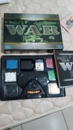 War jogo tabuleiro