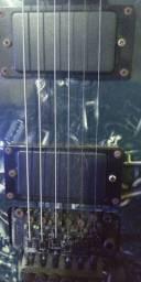 Guitarra Razorback Wild aceito troca por games