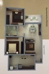 Aluga um apartamento