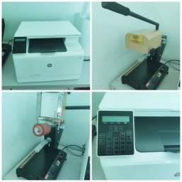 Maquina transfer impressora