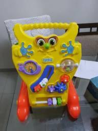 Andador infantil calesita