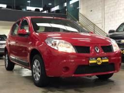 Renault Sandero Expression 1.0 16V 2011 Ent 1.900 + parcelas