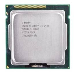 I5 2400 lga 1155 processador seminovo