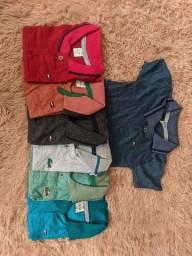 Camisas polo infantil