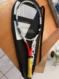 Raquete de tenis + capa