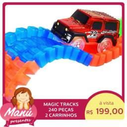 Título do anúncio: Magic Traker 240 peças