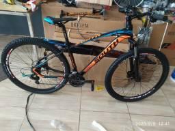 Bike 29, freio hidraulico
