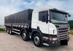 Caminhão Scania Bitruck P-310 8X2 Ano 2015