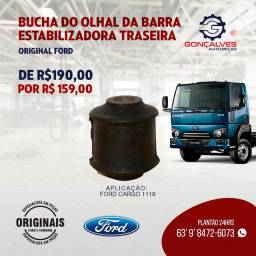 BUCHA DO OLHAL DA BARRA ESTABILIZADORA TRASEIRA ORIGINAL FORD