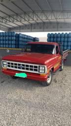 F1000 raridade super qualificada ano 1988, aceito troca em caminhão 3/4