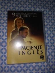 Dvd original do filme O Paciente Inglês