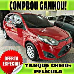 TANQUE CHEIO SO NA EMPORIUM CAR!!! FORD FIESTA 1.0 ANO 2011 COM MIL DE ENTRADA