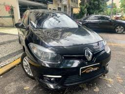 Renault Fluence Dynamique Automático Completíssimo Botão Start GNV 5a Geração 2015