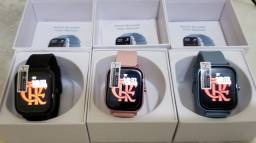 Relógio SmartWatch Super Flamengo