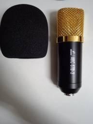Título do anúncio: Microfone condensador arcano std3