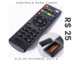 Título do anúncio: Controle Remoto Receptor Tv Box 4k Mx9 Tx3 Tx9 Tx2 Mxq Pro 4k