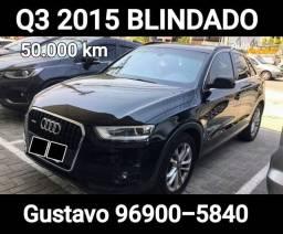 Título do anúncio: Blindado Nivel 3A 2015 Oportunidade Audi Q3