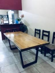 Que tal uma mesa nova!!!