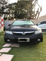 Título do anúncio: Honda Civic LXL Automático 2010/2011 Flex Preto
