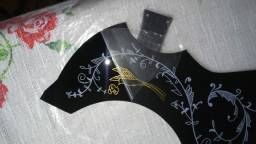 Título do anúncio: Escudo para violão floral