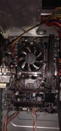 Kit AMD A4 6300 troco por kit intel