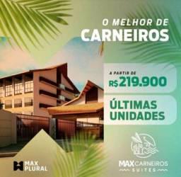 Título do anúncio: J.A  Max Carneiros Suítes. na praia dos Carneiros!! 20 Últimas unidades  Att - 13/09