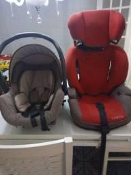 Bebê conforto + cadeirinha