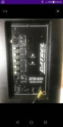 Caixa Amplificada Datrel AT15-300 ATIVA ZERO