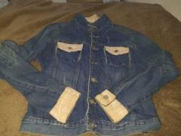 Jaqueta jeans sawary