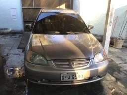 Vendo Honda Civic 2002 Automático