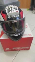 Capacete Moto Ls2 Ff353 Rapid Thunder Fechado