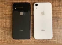 Apple iPhone Xr 128gb Branco Preto Prata || Impecável || Loja Savassi