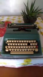 Maquina de escreve Olivette