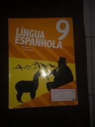 Livro de Espanhol 9° ano