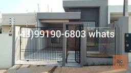 Título do anúncio: Casa com 2 dormitórios à venda, 63 m² por R$ 178.000,00 - Jardim Paulista II - Arapongas/P